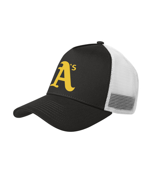 Athletics Snapback Trucker Cap