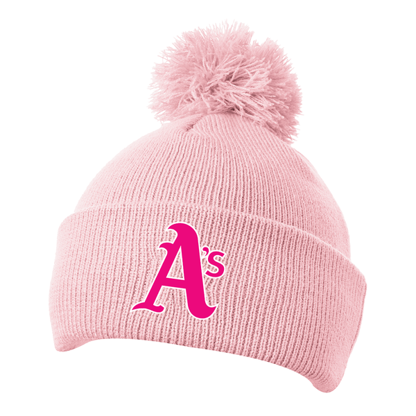Athletics Pom Pom Toque