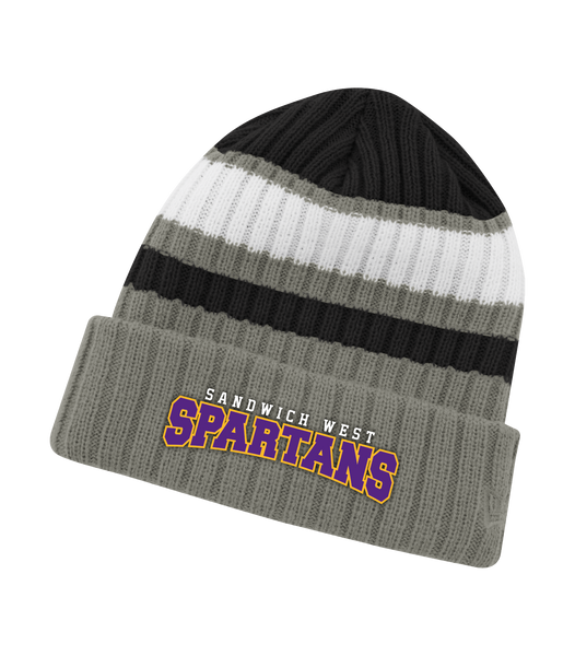 Spartans Ribbed Beanie