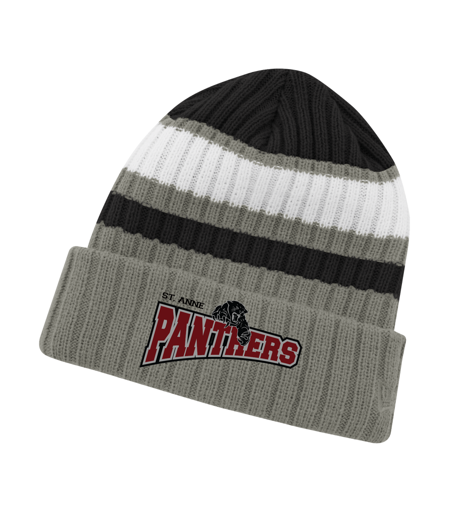 Panthers Ribbed Beanie