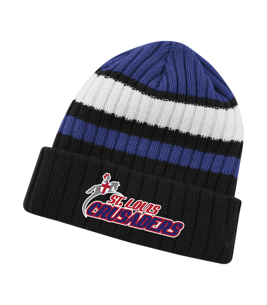 Crusaders Ribbed Beanie