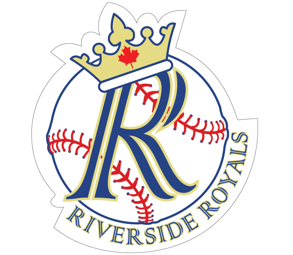 Riverside Minor Baseball Decal