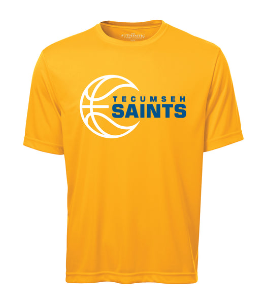 Tecumseh Saints Youth & Adult Cotton Dri-Fit Tee