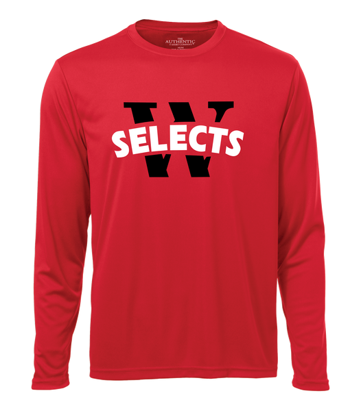 Selects Adult Dri-Fit Long Sleeve