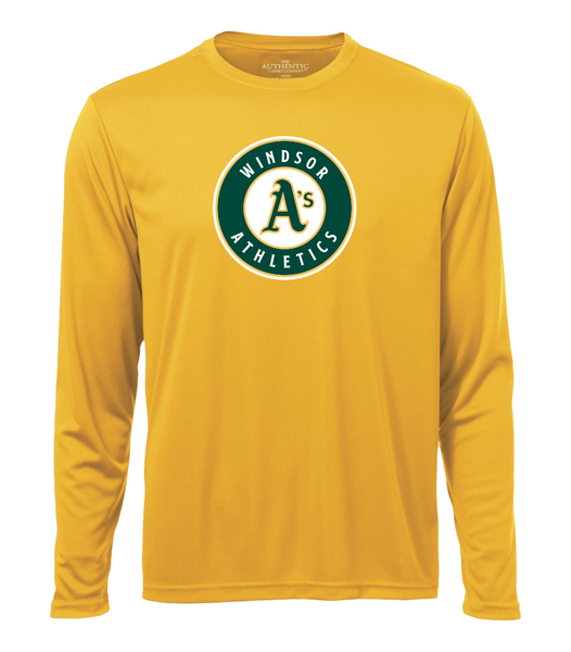 Windsor Athletics Youth Dri-Fit Long Sleeve