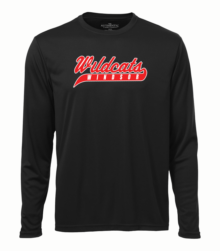 Wildcats Softball Adult Dri-Fit Long Sleeve