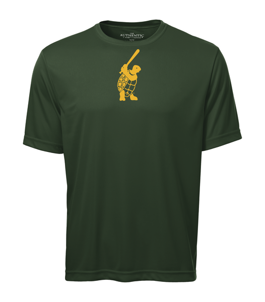 "Adult ""Turtle Logo"" Dri-Fit Practice Tee"