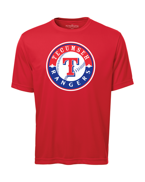 Rangers Adult Dri-Fit Tee