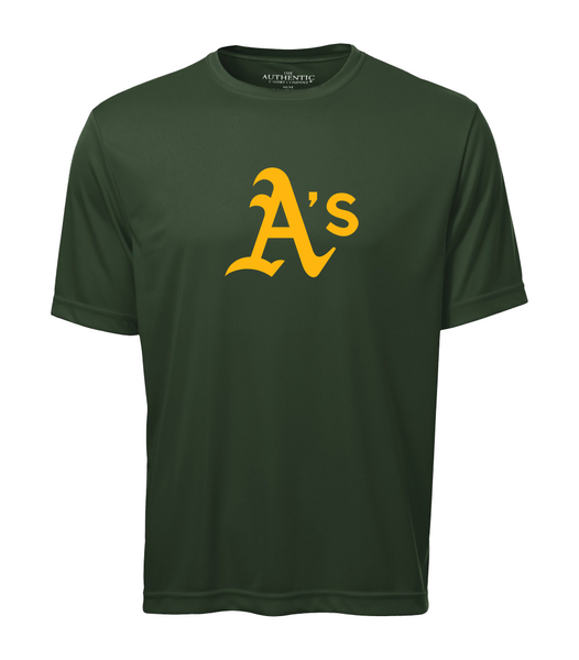 Windsor Athletics Youth Dri-Fit Shirt with Printed Logo