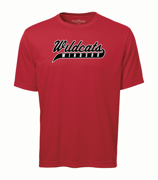 Wildcats Softball Youth Dri-Fit Short Sleeve