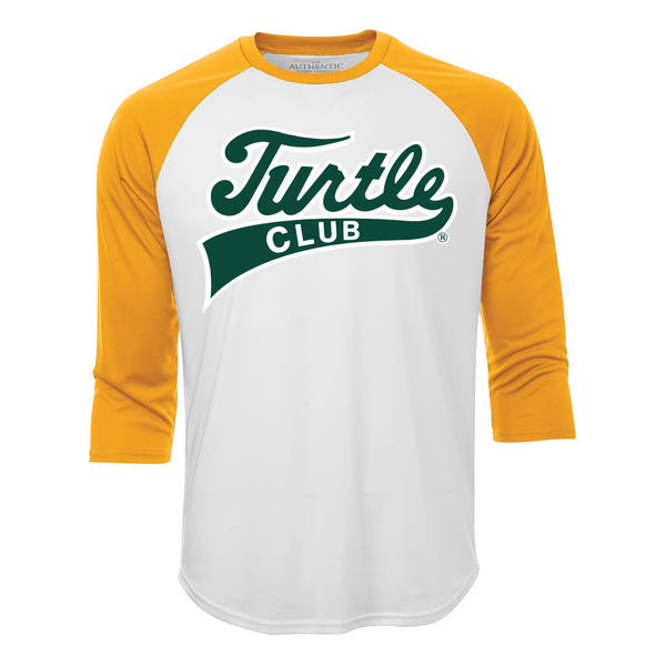 Turtle Adult Dri-Fit Baseball Tee