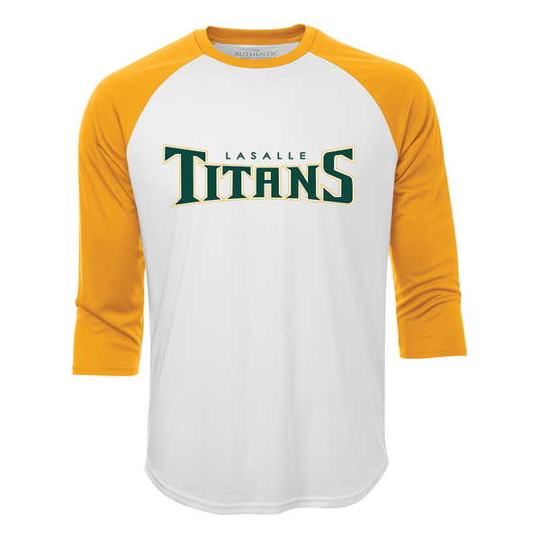Titans Adult Dri-Fit Baseball Tee