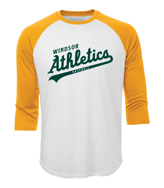 Windsor Athletics Youth Dri-Fit Baseball Shirt