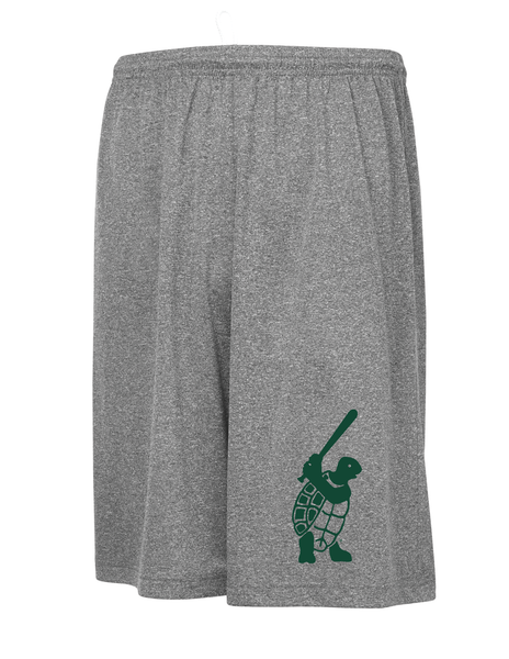 "Turtle Club ""Turtle Logo"" Practice Shorts"