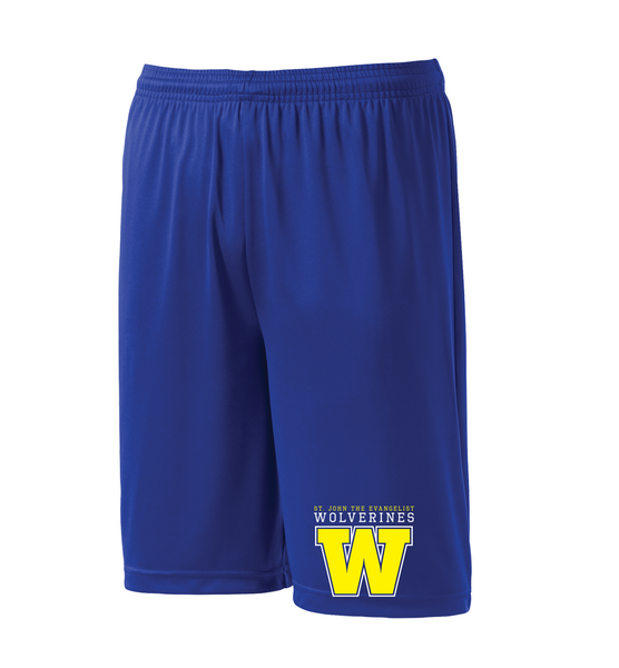 Wolverines Adult Practice Shorts