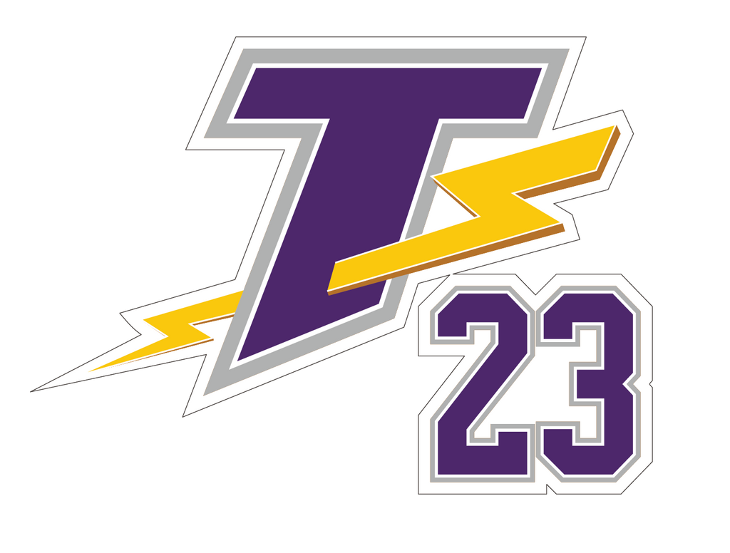 Tecumseh Thunder Decal with Number