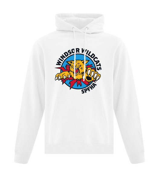 Wildcats Hockey Youth Cotton Sweatshirt with Full Colour Printing & Personalization