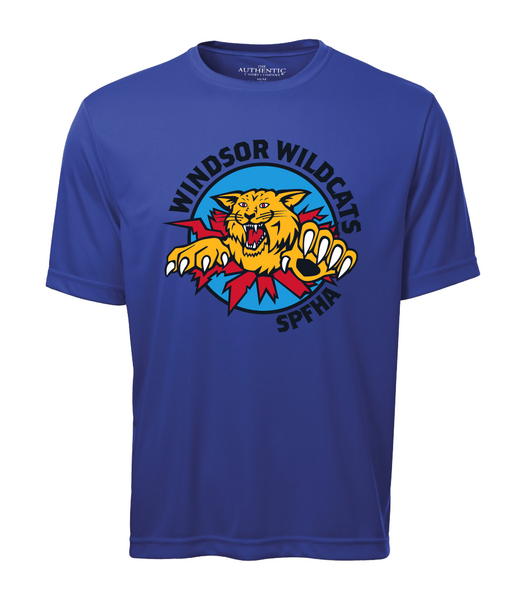 Wildcats Dri-Fit Adult/Youth Tee with Full Colour Printing