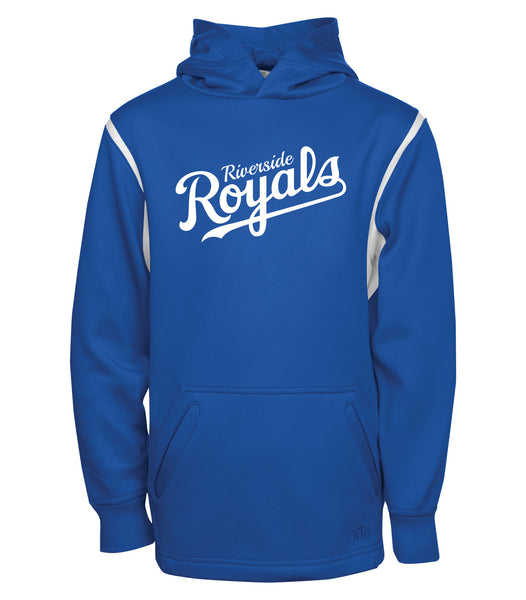 Royals Youth Dri-Fit Two Colour Hoodie