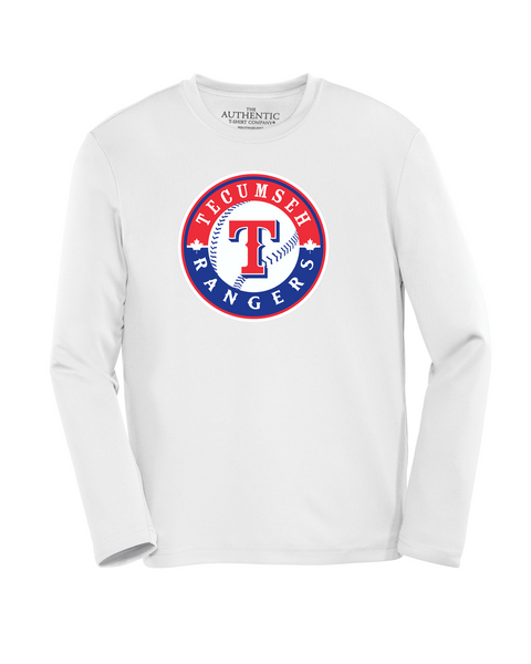 Rangers Youth Dri-Fit Long Sleeve