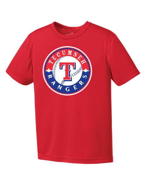 Rangers Youth Dri-Fit Tee