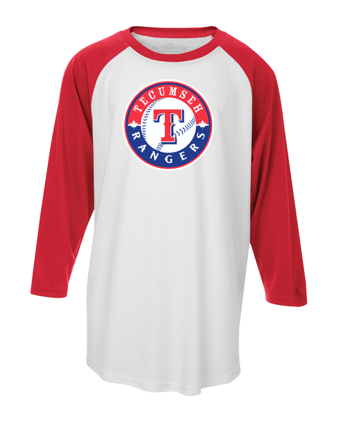 Rangers Youth Dri-Fit Baseball Tee
