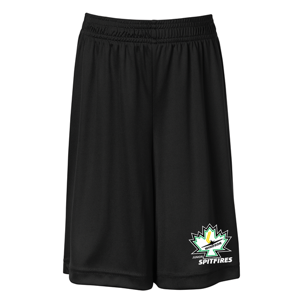 Minor Hockey Youth Practice Shorts