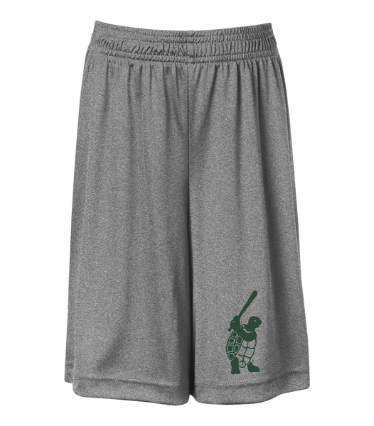 "Turtle Club ""Turtle Logo"" Youth Practice Shorts"