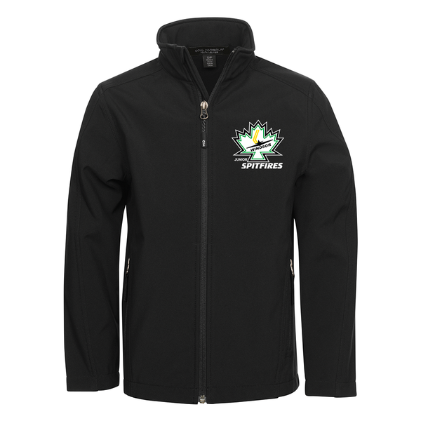 Minor Hockey Youth Soft Shell Jacket