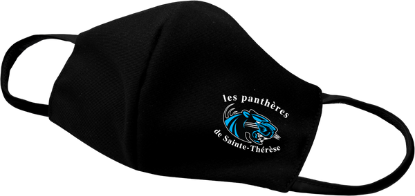 Pantheres Face Mask with printed logo