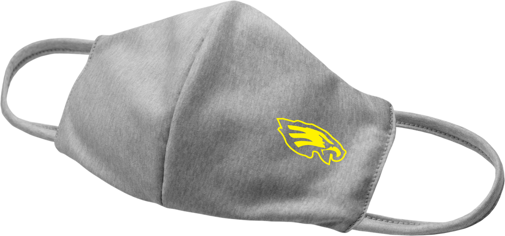 Eagles Staff Face Mask with printed logo