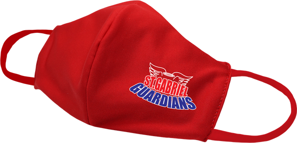 Guardians Face Mask with printed logo