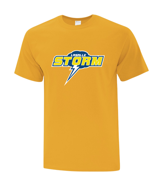 Storm Cotton T-Shirt with Printed logo YOUTH