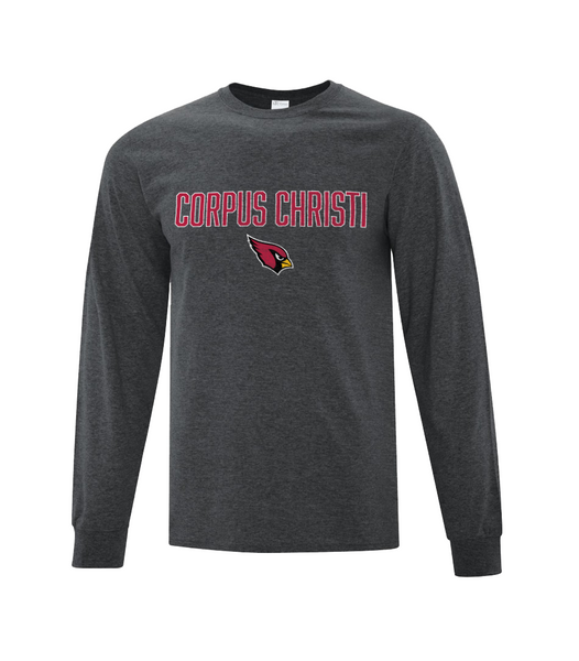 Christi Youth Cotton Long Sleeve