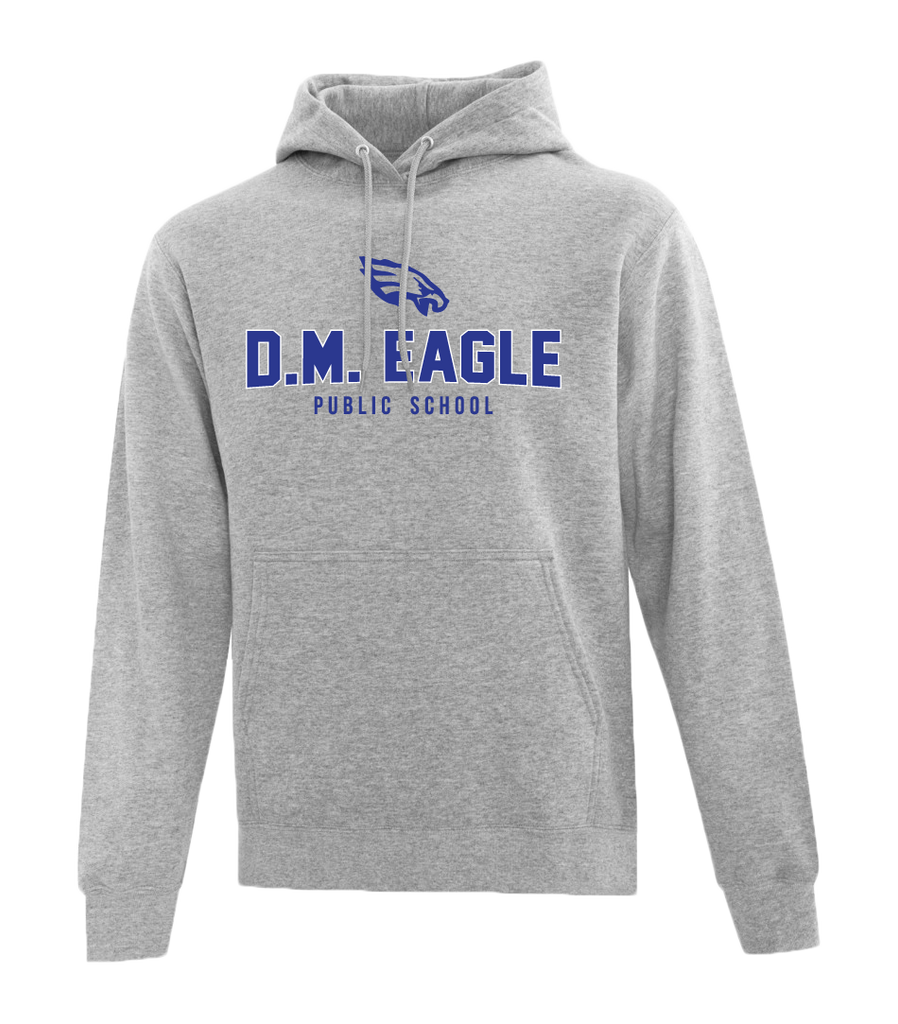 Eagles Youth Cotton Hooded Sweatshirt with Printed Logo