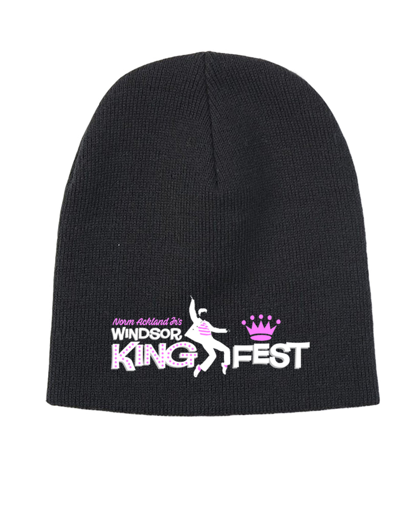 King Fest Knit Toque - Embroidered Logo