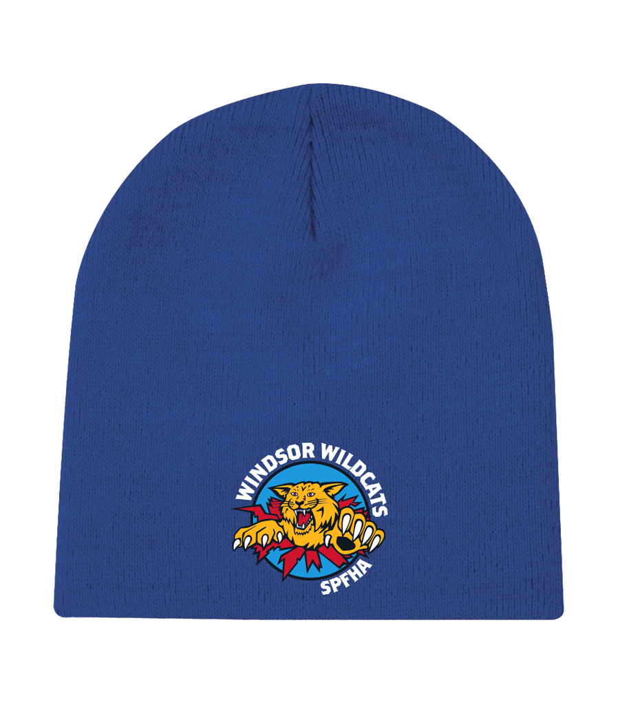 Wildcats Hockey Knit Cap with Embroidered Logo