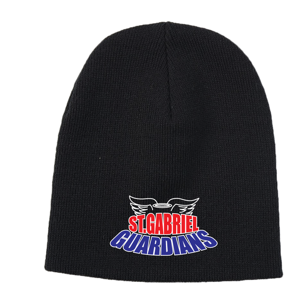 Guardians Knit Skull Cap with Embroidered Logo