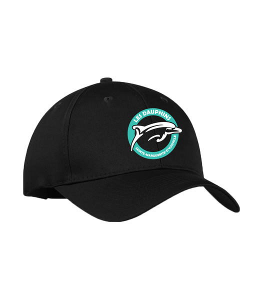 Dauphins New Era Adjustable Twill Cap