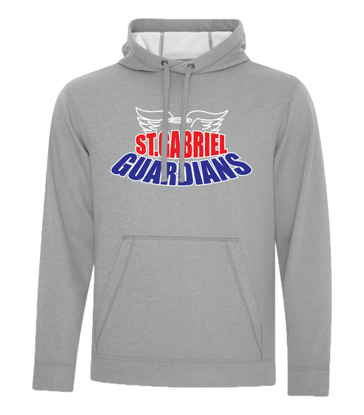 Guardians Youth Dri-Fit Hoodie with Personalized Lower Back