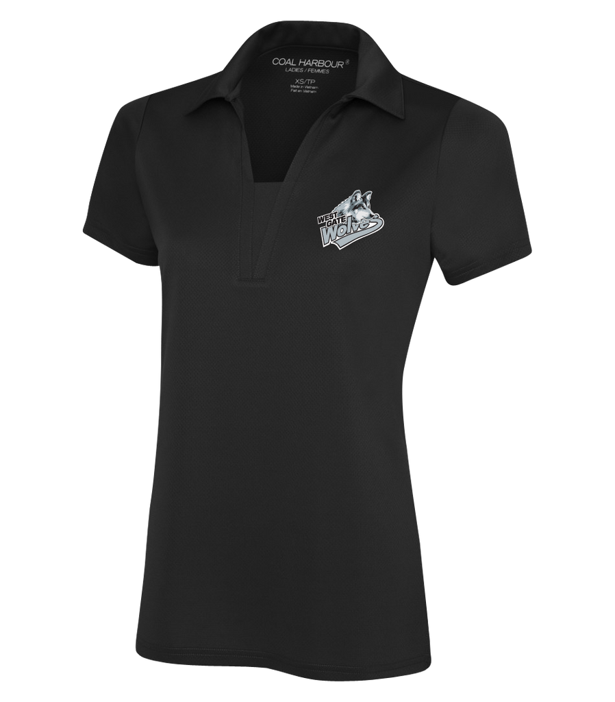 Wolves Staff Ladies Sport Shirt