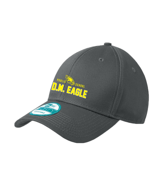 Eagles Staff New Era Adjustable Structured Cap