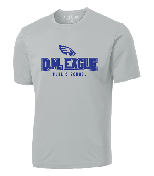 Eagles Adult Dri-Fit T-Shirt with Printed Logo