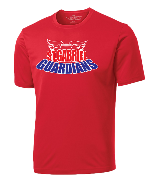 Guardians Adult Dri-Fit T-Shirt with Printed Logo