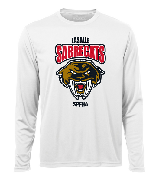 Sabrecats Youth Dri-Fit Long Sleeve with Full Colour Printing