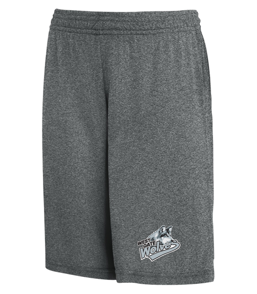Wolves Adult Practice Shorts YOUTH