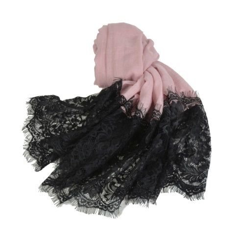 Eyelash Lace Hijab
