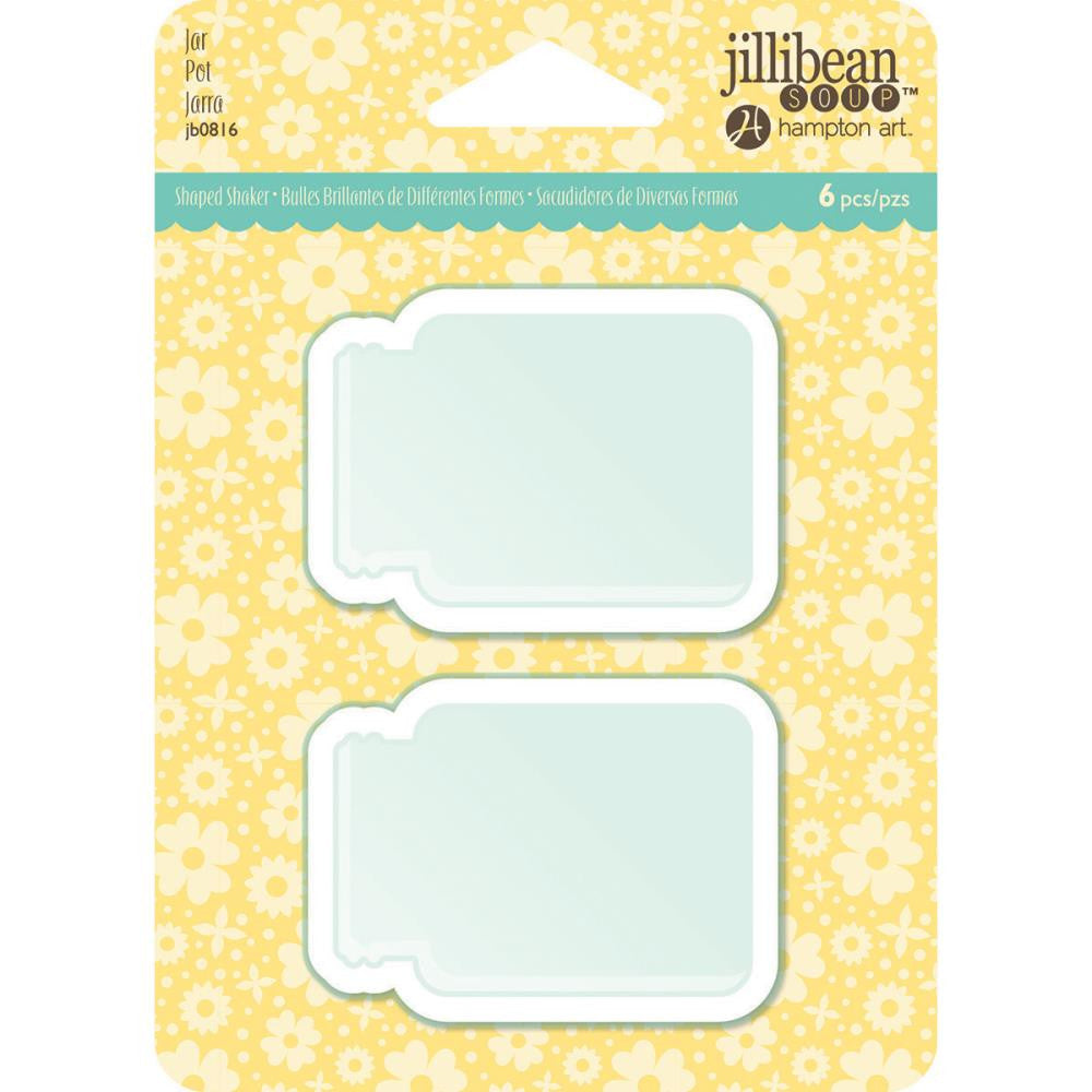 Jillibean Soup Lemonade Shaker Jars