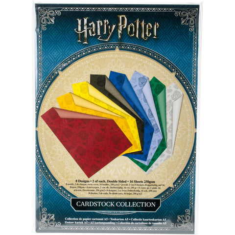 Harry Potter A5 Cardstock Collection