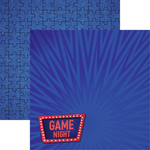 Copy of Reminisce No Place Game Night